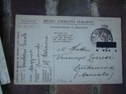 Italie Italia Posta Militare Guerre 14.18 Carte Franchise Illustraeur Attilio - Italia