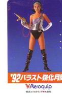 Télécarte Japon * EROTIQUE *   (6539)   *  EROTIC PHONECARD JAPAN * TK * BATHCLOTHES * FEMME SEXY LADY LINGERIE - Mode