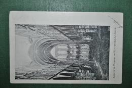 Belgique 1906 Carte Postale Abbaye Villers Circulé - Villers-la-Ville