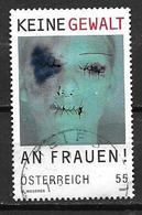 Autriche 2007 N°2469 Violence Sur Les Femmes - 1945-.... 2nd Republic