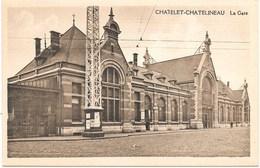 Châtelet-Châtelineau NA33: La Gare - Châtelet