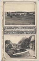 67 LEMBACH-SUR-SAUER . Souvenir En 2 Clichés , Le Village , édit : A Goetzman , écrite En 1931 , état Extra - Frankreich