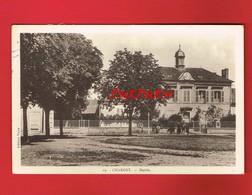 18 Cher  CHAROST Mairie - Autres Communes