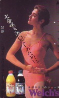 Télécarte Japon * EROTIQUE (6585)  *  EROTIC PHONECARD JAPAN * TK * BATHCLOTHES * FEMME SEXY LADY LINGERIE - Fashion