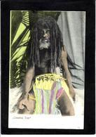 CPA  Fidji Type Ethnic Cannibale Non Circulé - Fiji