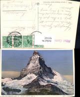 621522,Zermatt Matterhorn Mont Cervin Gipfel - VS Wallis