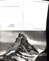 621514,Foto Ak Zermatt Matterhorn Gipfel - VS Wallis