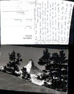 621510,Foto Ak Rifelalp Ob Zermatt Matterhorn - VS Wallis