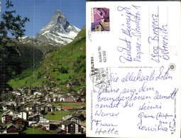 621502,Foto Ak Zermatt Matterhorn - VS Wallis