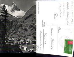621500,Foto Ak Zermatt Matterhorn - VS Wallis