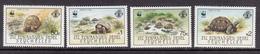 Seycellen MNH Michel Nr 137/40 From 1987 WWF / Catw 50.00 EUR - Seychellen (1976-...)