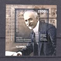 9.- ARMENIA 2019 WRITER 150th Anniversary Of Hovhannes Toumanian - Escritores