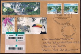 Argentina - 2019 - Nouveau Timbre, Courrier Ordinaire 100 $ - Chutes D'Iguazu - Argentine