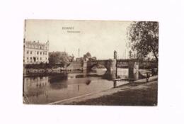 Dorpat (Tartu) Steinbrücke.Pli De Coin. - Estonie
