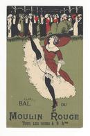 NAILLOD BAL DU MOULIN ROUGE PARIS PUBLICITE / FREE SHIPPING R - Reclame