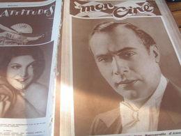 MON CINE/CLAUDETTE COLBERT LOUIS GASNIER/ARTISTES BONS PARENTS /ARMENIE /JACQUES FEYDER  ANDRE LUGUET - 1900 - 1949