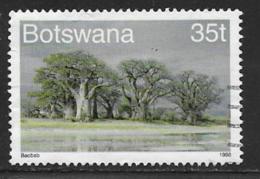 Botswana Scott # 655 Used Tourism, 1998 - Botswana (1966-...)