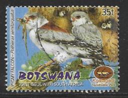 Botswana Scott # 714 Used Birds, 2001 - Botswana (1966-...)