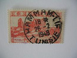 Tunisie Oblitération Choisie  De Hamman-Lif    Voir Scan - Tunisia (1888-1955)