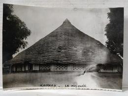 Guinée. Kankan. La Mosquée. 13x10cm - Afrika