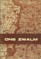 ONS ZWALM - VERKIEZINGSDRUKWERK 1976 - Programmes