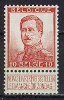 Belgien 1912 // Mi. 100 II ** - 1912 Pellens