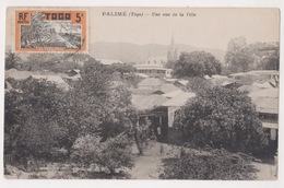 PALIME TOGO POSTCARD - Togo