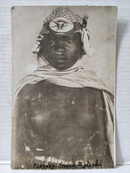 Carte Photo. Conakry. Femme Malinké. Nu. 1927 - Guinée