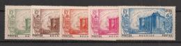 Réunion - 1939 - N°Yv. 158 à 162 - Révolution - Série Complète - Neuf Luxe ** / MNH / Postfrisch - Réunion (1852-1975)