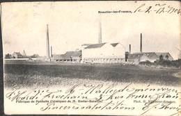Moustier-lez-Frasnes - Fabrique De Produits Chimiques De M Rosier-Bataille (Photo Raseneur 1904) - Frasnes-lez-Anvaing
