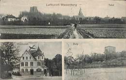 Luftkurort Wassenberg - Total Waldhotel Burg (1913) - Heinsberg