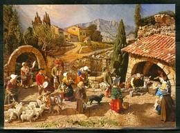 Santon : La Crèche. Provence Carte Postale Neuve / Mint Post Card (0893) - Non Classés