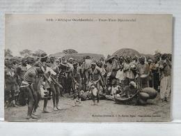 Tam Tam Djennenké - Sénégal