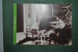 France 1959 Carte Postale Renault Floride Brigitte Bardot - Artistes