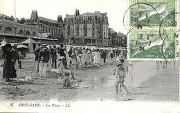 Olympiade De Paris 1924 Carte Postal Voyagée - Summer 1924: Paris