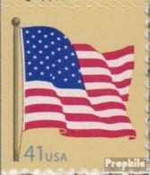 USA 4294I BD (kompl.Ausg.) Postfrisch 2007 Flagge - Vereinigte Staaten