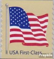 USA 4205BL (kompl.Ausg.) Postfrisch 2007 Flagge - Vereinigte Staaten