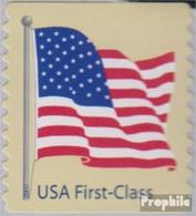 USA 4204BC (kompl.Ausg.) Postfrisch 2007 Flagge - Vereinigte Staaten
