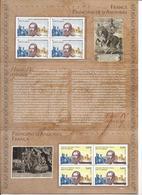 France 2012 N° P4698 Pochette Phil.  France- Andorre Avec Henri IV, à La Faciale - France