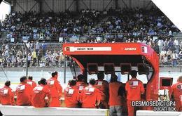 CARTE-MAGNETIQUE-ITALIE--5€;-MOTO/DESMOSEDICI GP4-DUCATI BOX Tirage 112000Ex-TBE - Sport