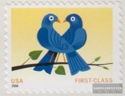 U.S. 4018BA (complete Issue) Unmounted Mint / Never Hinged 2006 Vogelpaar - Unused Stamps