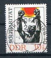DDR Michel-Nr. 2648 Vollstempel Tagesstempel - Gebraucht