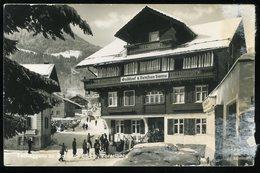 Tschagguns Im Montafon Vorarlberg Wolf Schruns Gasthof & Pension Sanne Klebepapier - Schruns