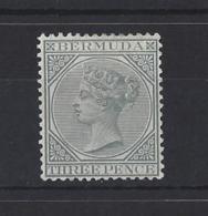 BERMUDA....QUEEN VICTORIA.(1837-01)....3d....SG28...MH.. - Bermudes