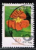 Bund 2019,Michel#   Blumen: Kapuzinerkresse - Used Stamps