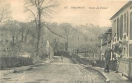 ARGENCES ROUTE DE FRESNE - France