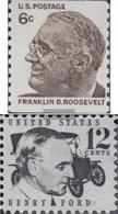 Stati Uniti 945y,961y (completa Edizione) MNH 1968 Famosi Americans - United States