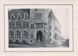 Snapshot 1938 Ancienne Médiathèque Biblliothèque Museum Hagueneau Bâtiment - Lieux