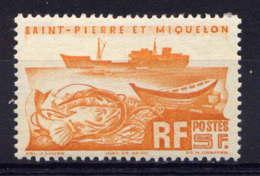 SPM - 338** - CHALUTIER - St.Pedro Y Miquelon