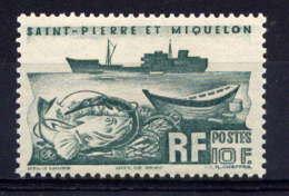 SPM - 340** - CHALUTIER - St.Pedro Y Miquelon